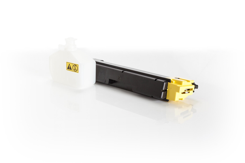 Kompatibel zu Kyocera 1T02KTANL0 / TK580Y Toner gelb