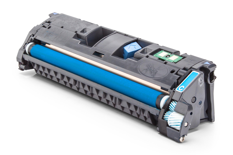 Kompatibel zu Canon 9286A003 / 701C Toner cyan