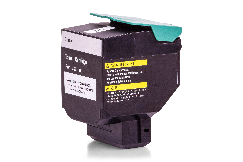 Kompatibel zu Lexmark 0C546U1KG Toner schwarz