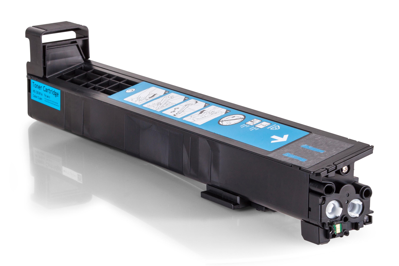 Kompatibel zu HP CB381A Toner cyan