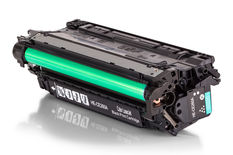 Kompatibel zu HP CE260A Toner schwarz