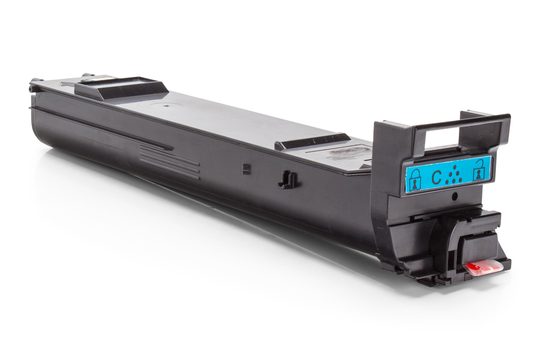 Kompatibel zu Konica Minolta A0DK452 Toner cyan