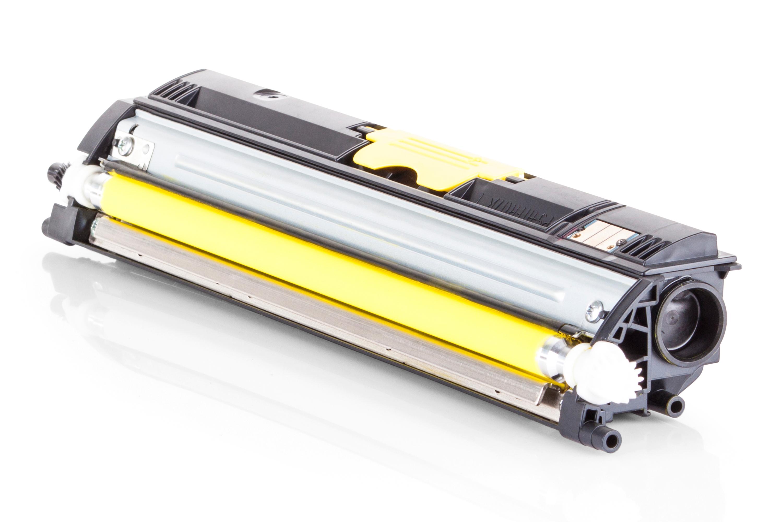 Kompatibel zu Konica Minolta A0V306H Toner gelb
