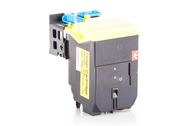 Kompatibel zu Konica Minolta A0X5250 Toner gelb