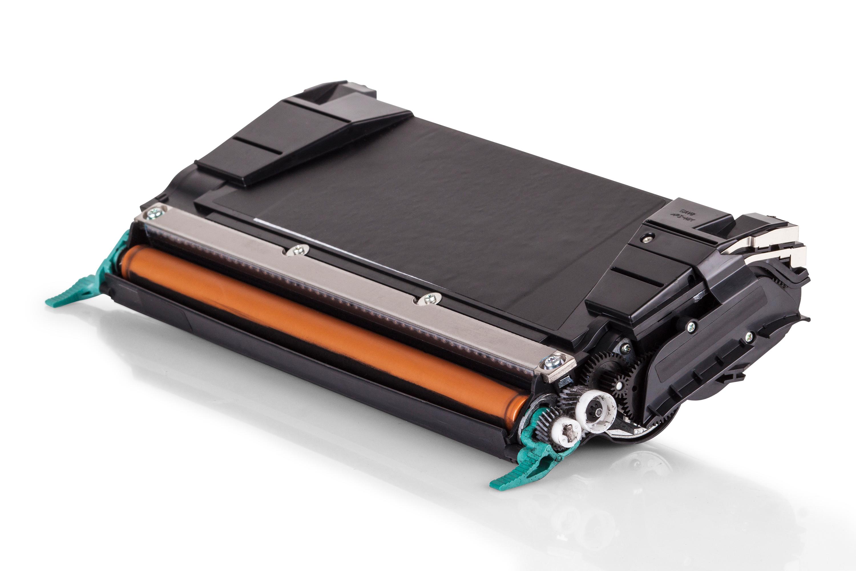 Kompatibel zu Lexmark 0C734A2KG Toner schwarz