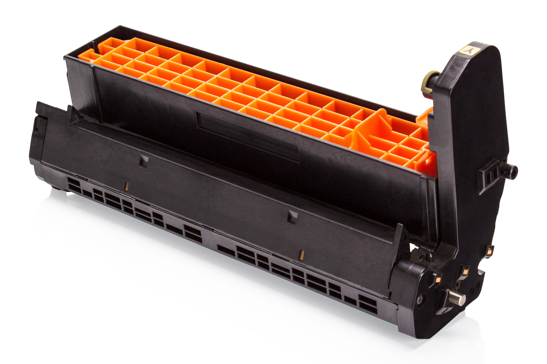 Kompatibel zu OKI C711 / 44318505 Trommel gelb