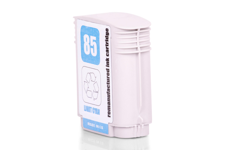 HP C9428A / 85 Tintenpatrone cyan hell Kompatibel