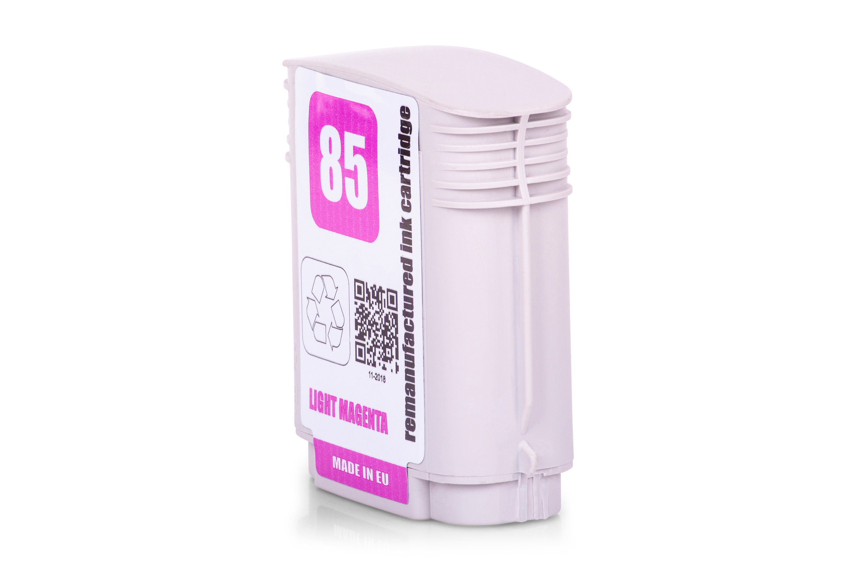 Kompatibel zu HP C9429A / 85 Tintenpatrone magenta hell