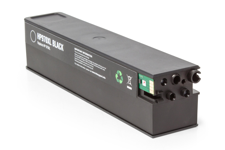 HP CN625AE / 970XL Tintenpatrone schwarz Kompatibel