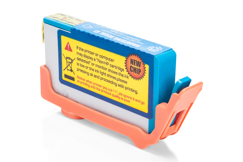 Kompatibel zu HP CD972AE / Nr. 920XL Tintenpatrone cyan XXL