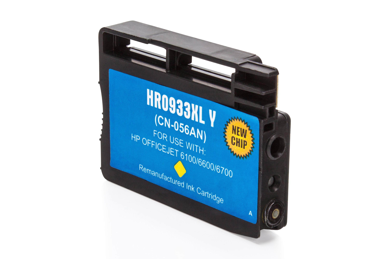 HP CN056AE / 933XL Tintenpatrone gelb Kompatibel