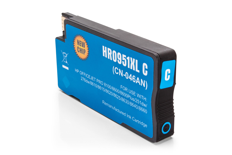 Kompatibel zu HP CN046AE / Nr. 951XL Druckkopfpatrone cyan