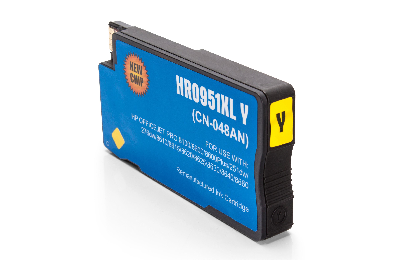 Kompatibel zu HP CN048AE / Nr. 951XL Druckkopfpatrone gelb