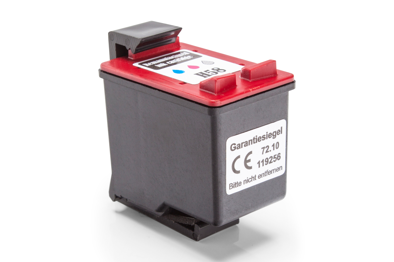 Kompatibel zu HP Nr 58 / C6658AE Tintenpatrone Foto
