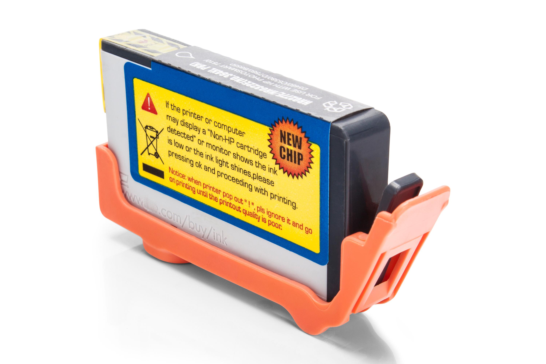 Kompatibel zu HP CB322EE / Nr. 364XL Tintenpatrone schwarz Foto (mit Chip)