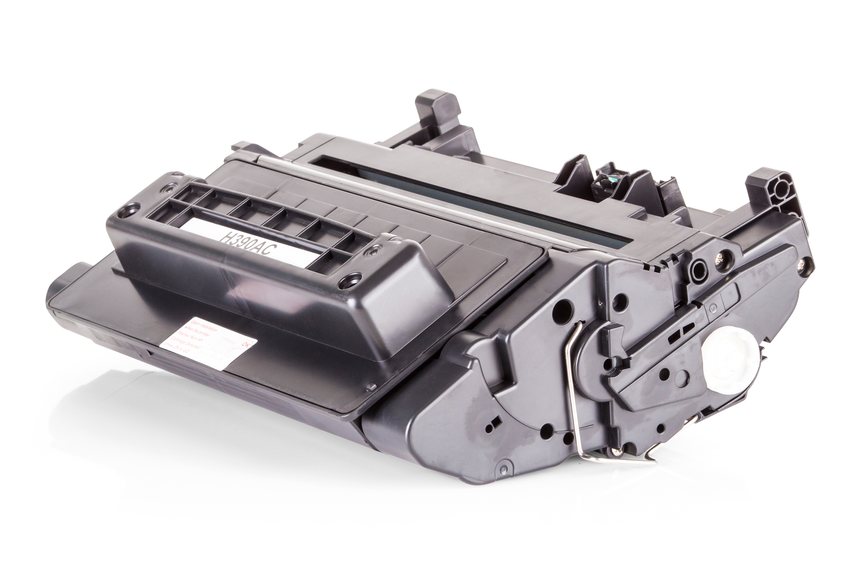 Kompatibel zu HP CE390A / 90A Toner schwarz