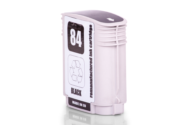 Kompatibel zu HP C5016A / Nr. 84 Tintenpatrone schwarz