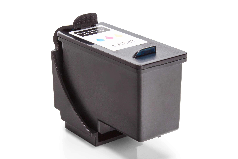Kompatibel zu Lexmark 018YX143E / NO 43 XXL Tintenpatrone Color